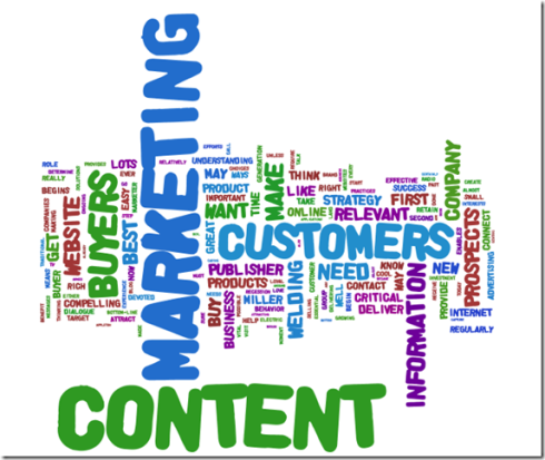 The content marketing revolution...what's the big fuss about?