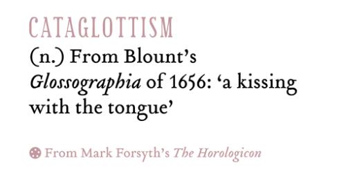 Cataglottism